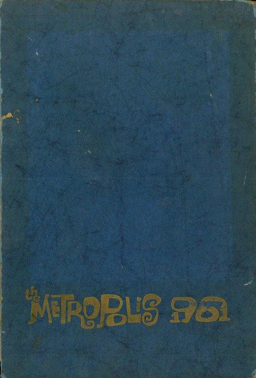 The Metropolis Yearbook 1961